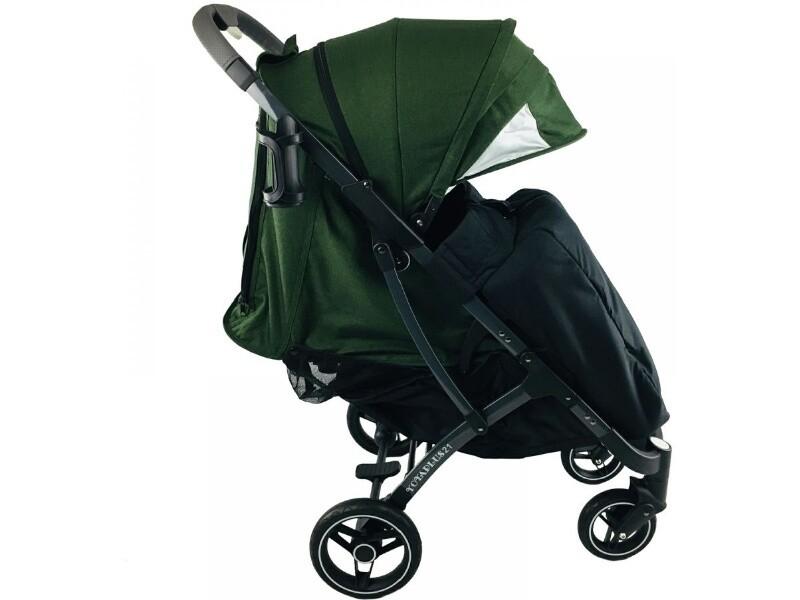 Yoya Plus Pro зеленый