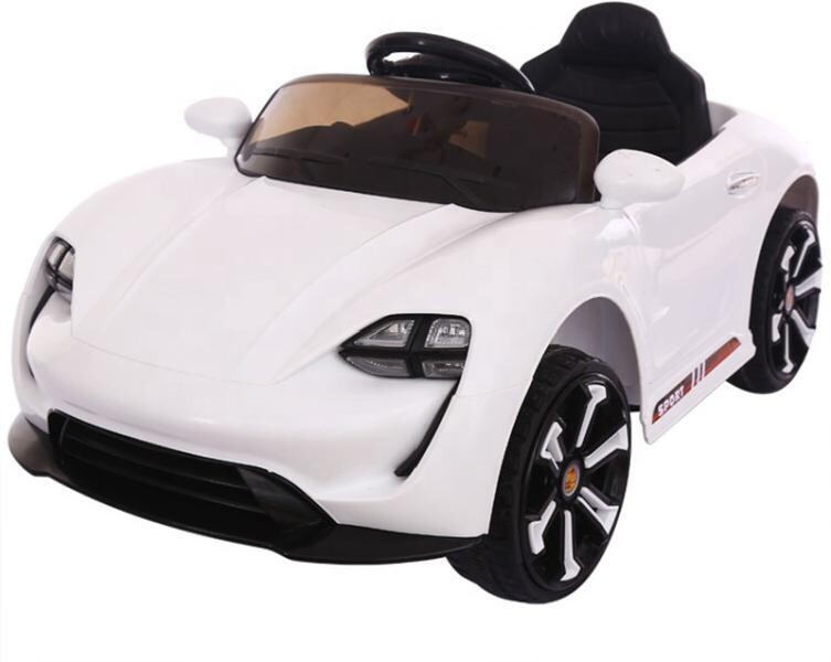 Детский электромобиль RiverToys Porsche 598 белый