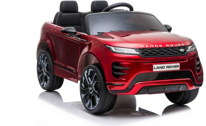 Pinghu Dake Land Rover Range Rover Evoque красный