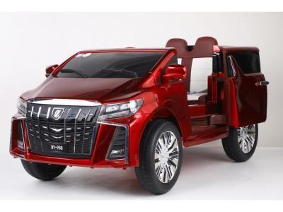 Lizida Technology Toyota Alphard-R красный