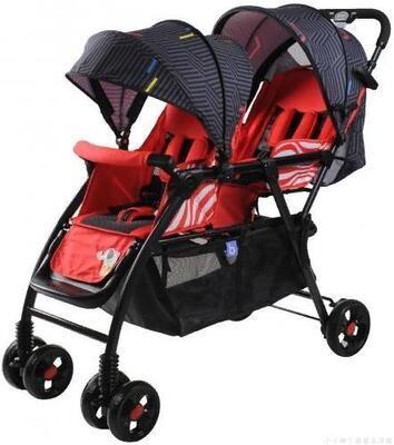 BBH 705 Baby Twin красный