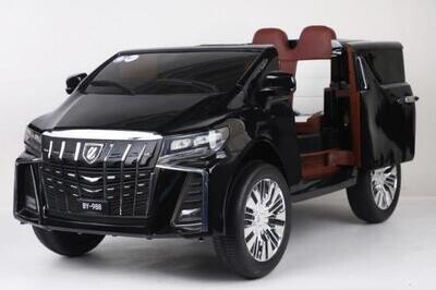 Lizida Technology Toyota Alphard-B черный