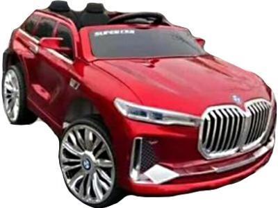 BMW X7 YT-3588 красный
