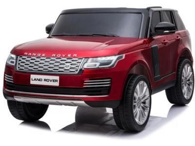 Детский электромобиль Pinghu Dake Baby Carrier Land Rover Range Rover красный