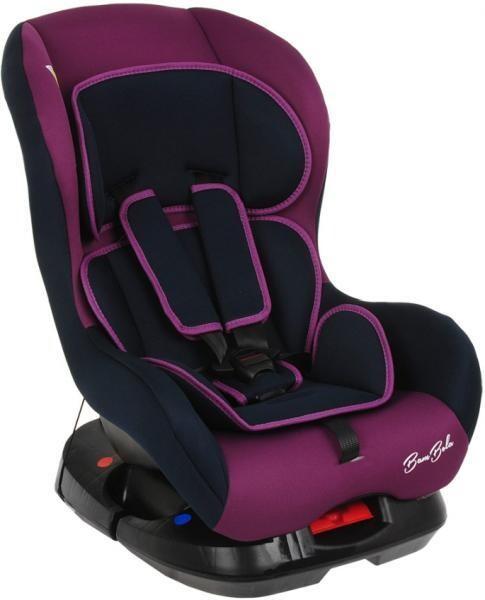 Детское автокресло BamBola Bambino 0-18 кг фиолетовый-синий