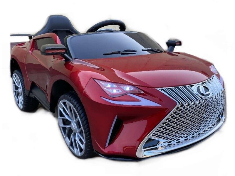 Детский электромобиль Lexus 9688 красный