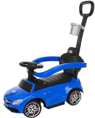 Каталка Pituso Mercedes-Benz 639 синий