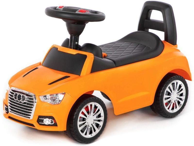 Полесье SuperCar 84569 оранжевый