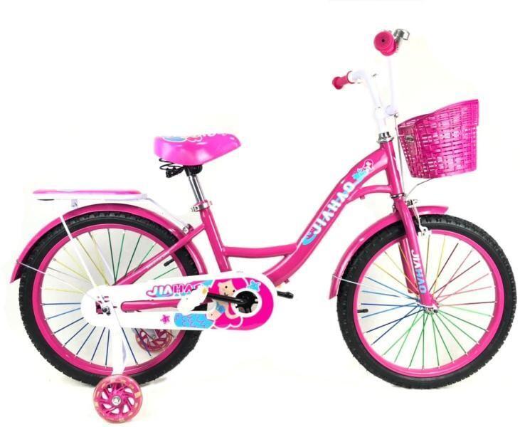 Велосипед JIAHAO Urban kids 20 2021 розовый