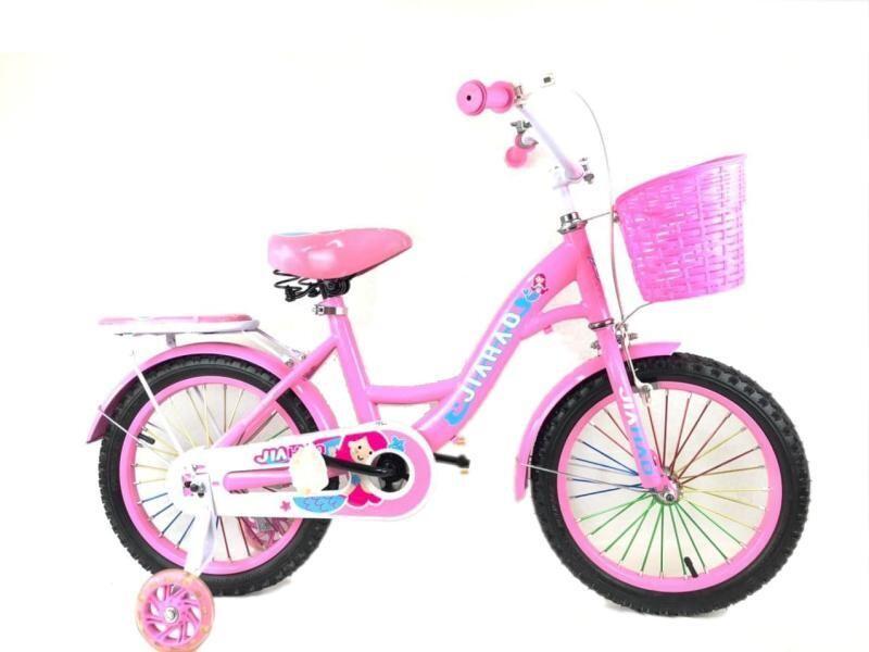 Велосипед JIAHAO Urban 16 2021 розовый