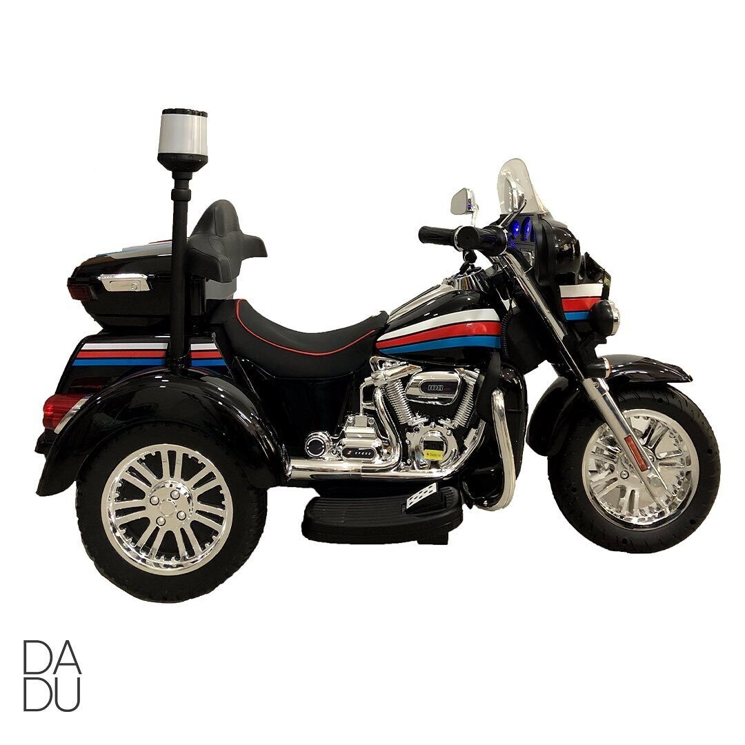 Детский электрический мотоцикл Police
