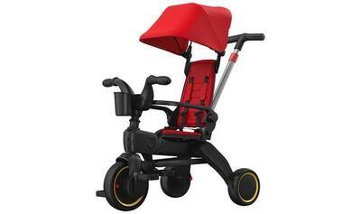 Велосипед INING BABY INGBB2 Red