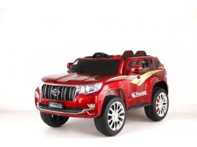 Детский электромобиль Toyota Land Cruiser Prado DQ-601 красный