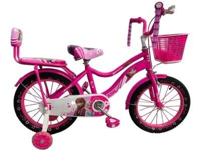 Велосипед Princess 16 2021  розовый