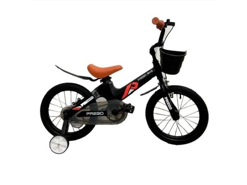 Велосипед Prego 16 2021 M-L черный