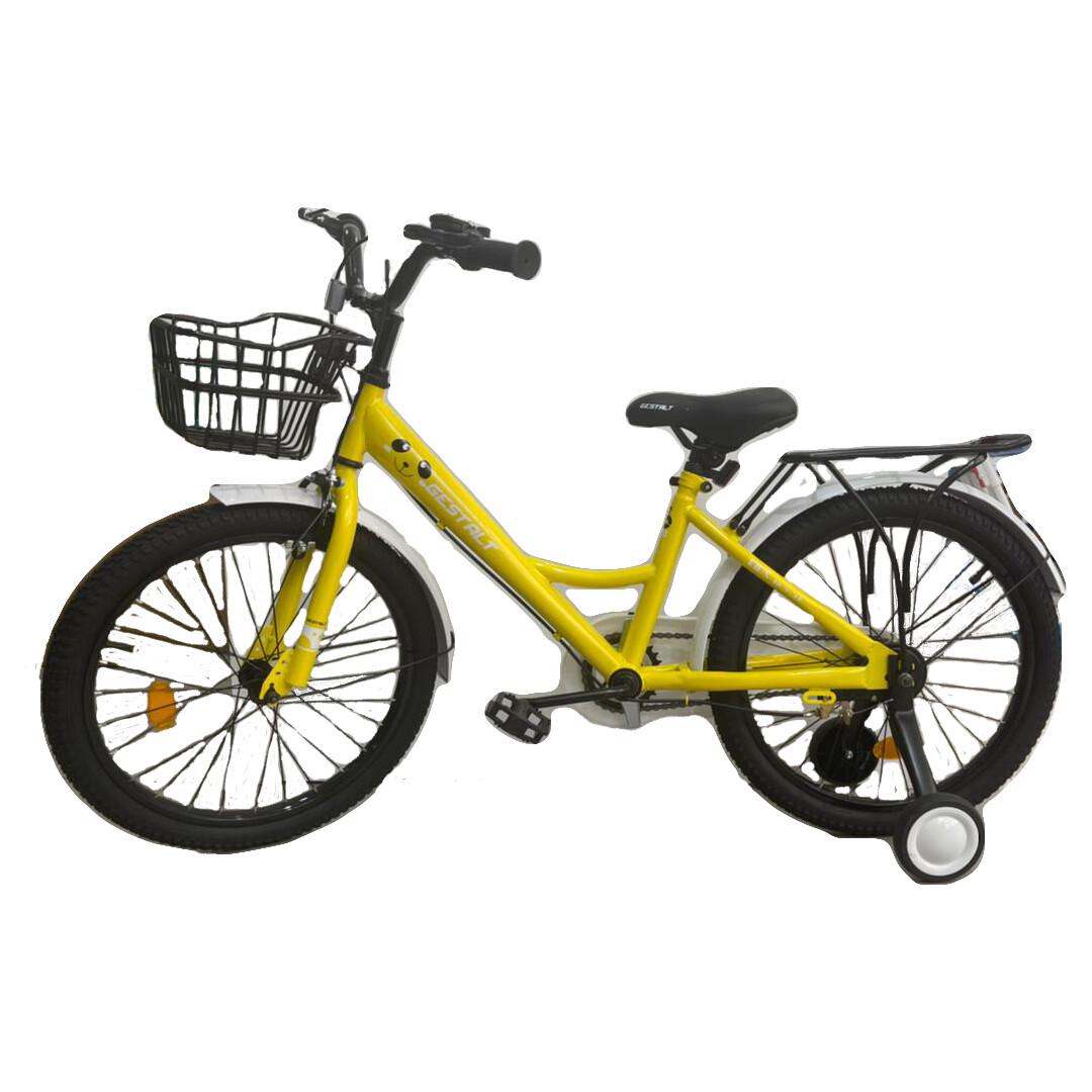 Велосипед GESTALT 20 желный