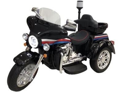 Детский электромобиль Jiaxing Harley черный