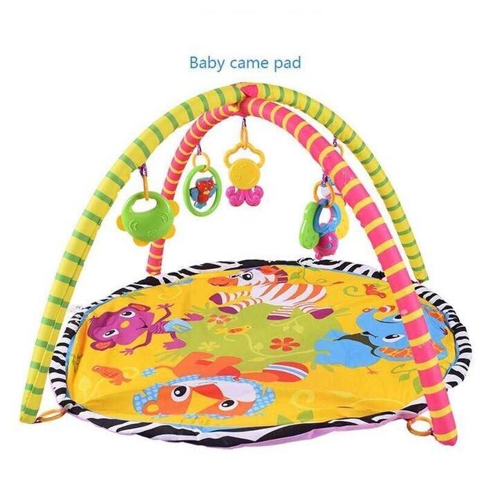 Детский коврик для фитнеса, развивающий коврик Baby Crawls Cushion