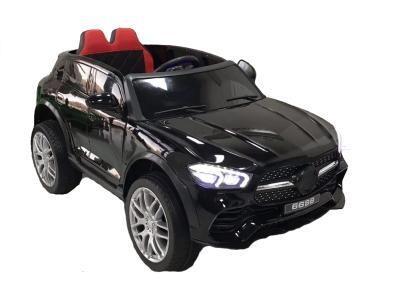 Детский электромобиль Mercedes-Benz Pickup 6688 черный