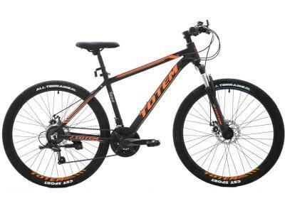 Totem Y660 26 2020 17 черный-оранжевый
