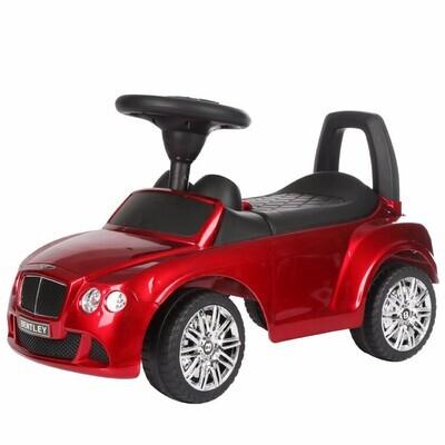 Толокар Bentley GT, красный