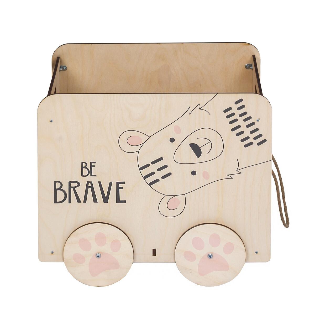 """Ящик для игрушек """"Мишка"""""""