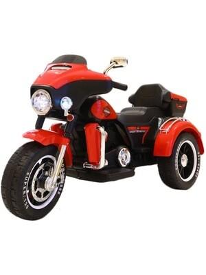 Ridechild Harley davidson красный