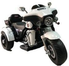 Детский электромобиль Harley Davidson 998 белый