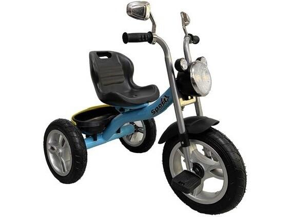 Велосипед Барс Sport черный-синий