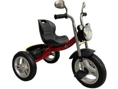 Велосипед Барс Sport черный-красный