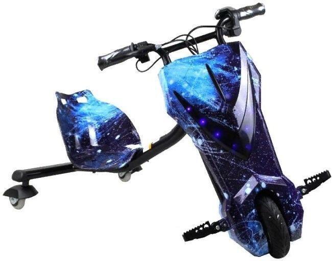Детский электромобиль E-scooter Drift car 36V Space Blue