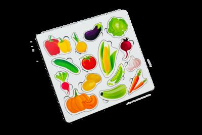 """Сортер """"Овощи"""""""