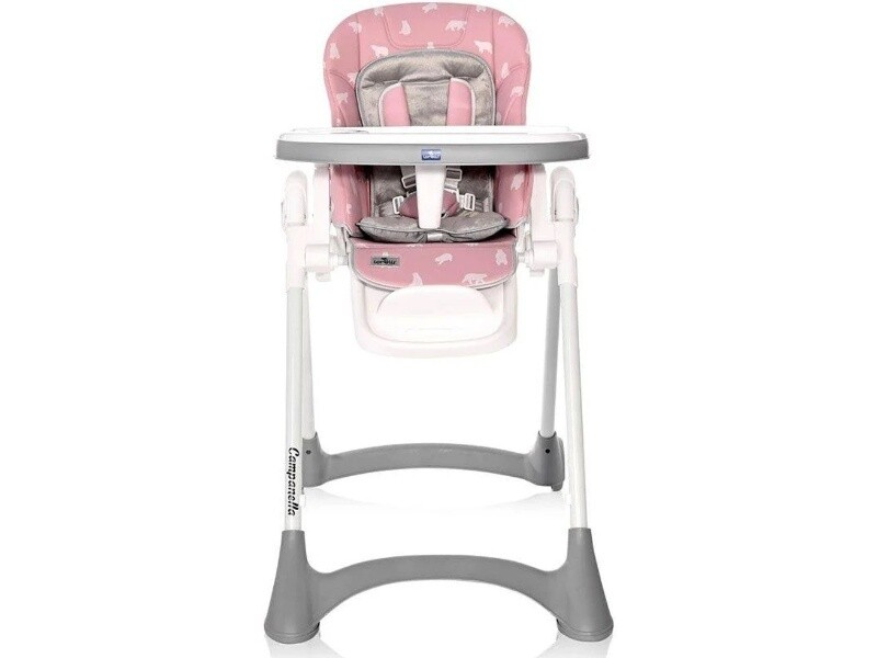 Lorelli Campanella Pink Bears 2133 розовый