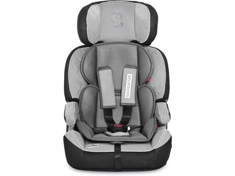 Детское автокресло Lorelli Navigator 2110 9-36 кг серый