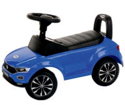 Толокар Pituso Volkswagen Синий