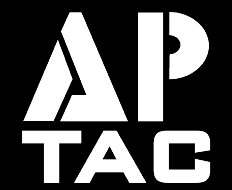 Stickers AP TAC  -Confezione da 10 pezzi.