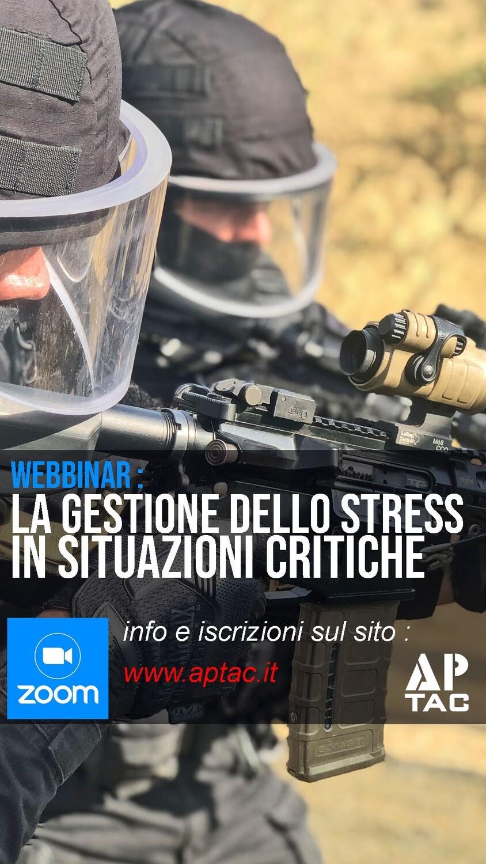 video lezione Gestione delle stress