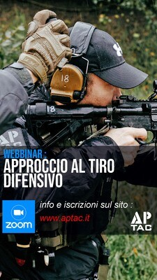 Video Lezione Approccio al tiro difensivo