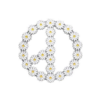 Peace Enamel Pin