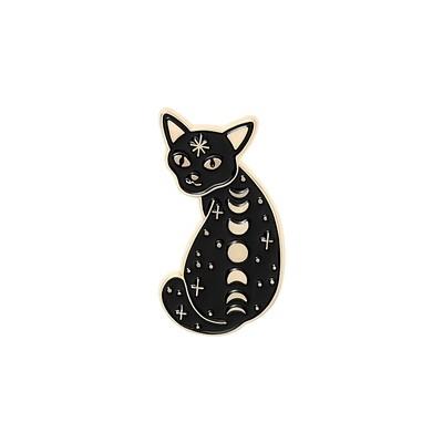Galaxy Cat Enamel Pin