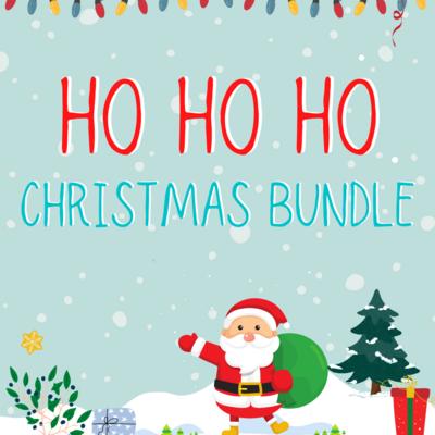 Ho Ho Ho Christmas Box