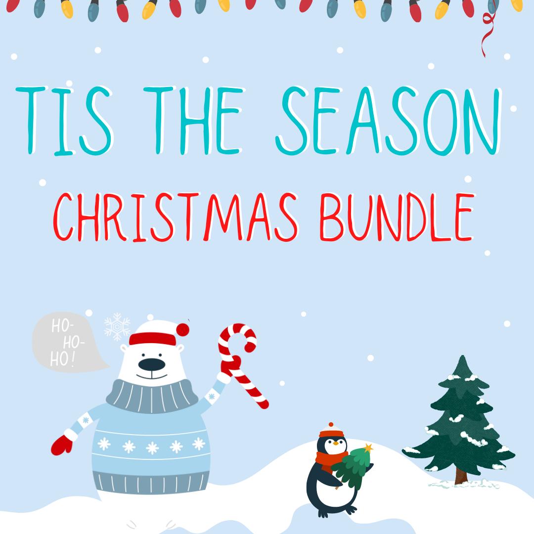 Tis the Season Christmas Box