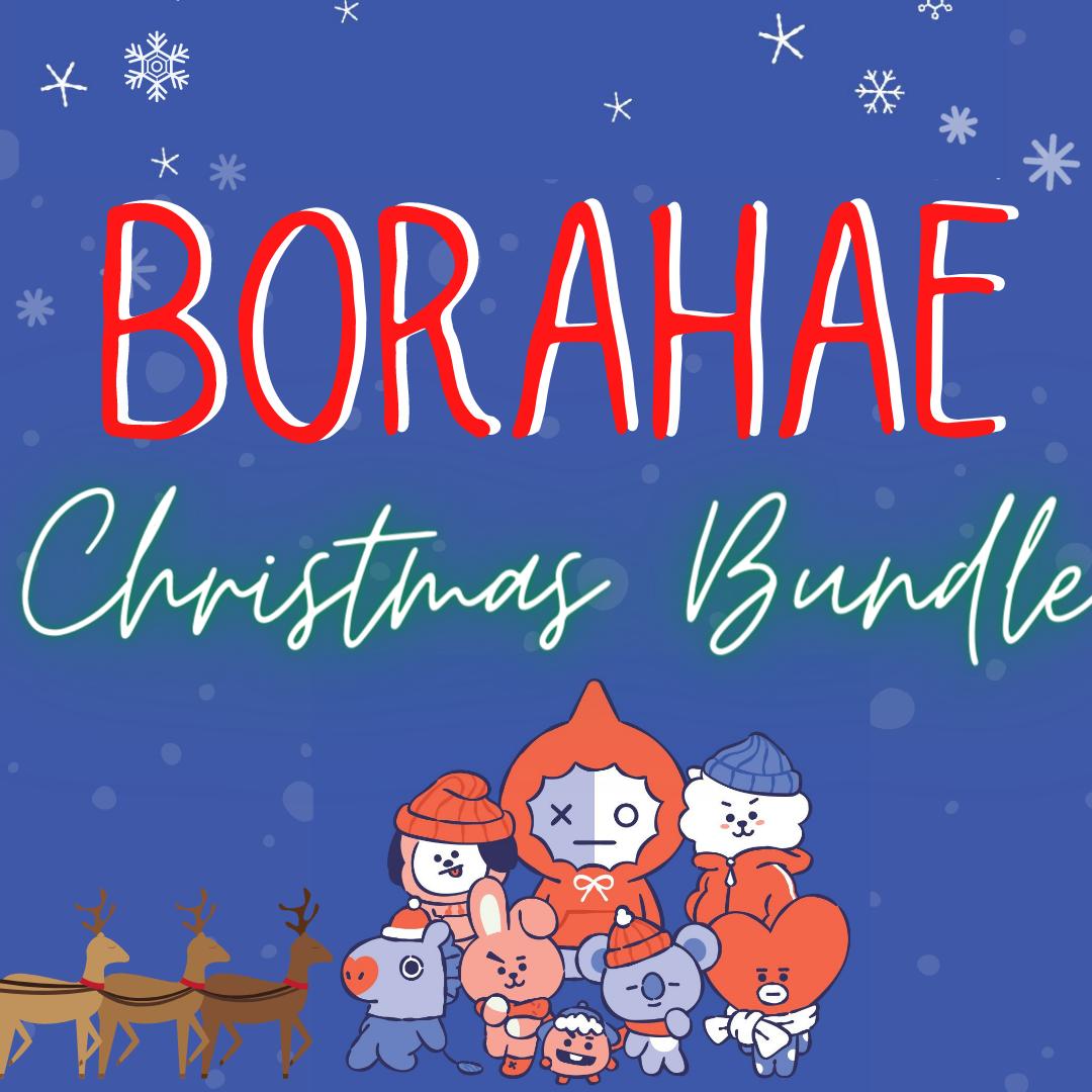 Borahae Christmas Box