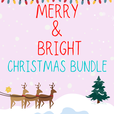 Merry & Bright Christmas Box