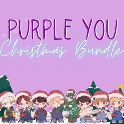 Purple You Christmas Box