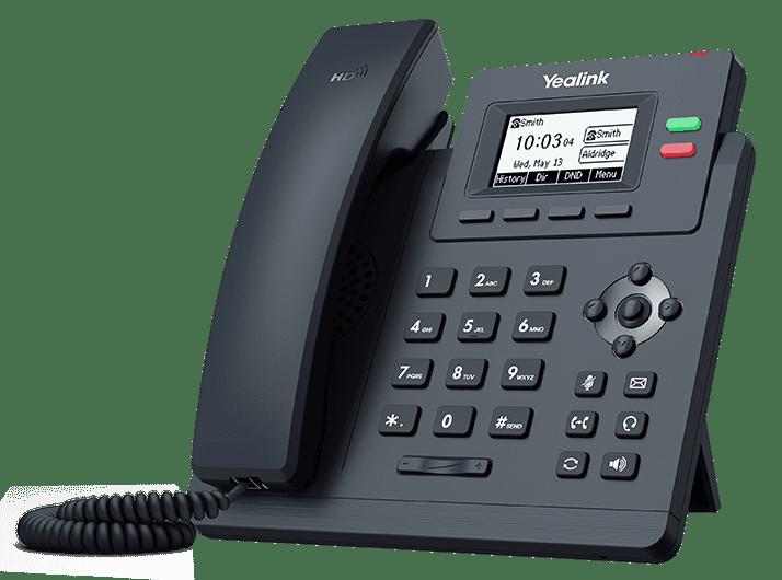 Teléfono Yealink IP T31P
