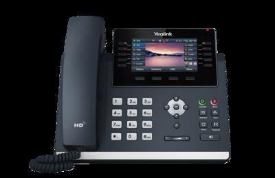 Teléfono Yealink IP T46U