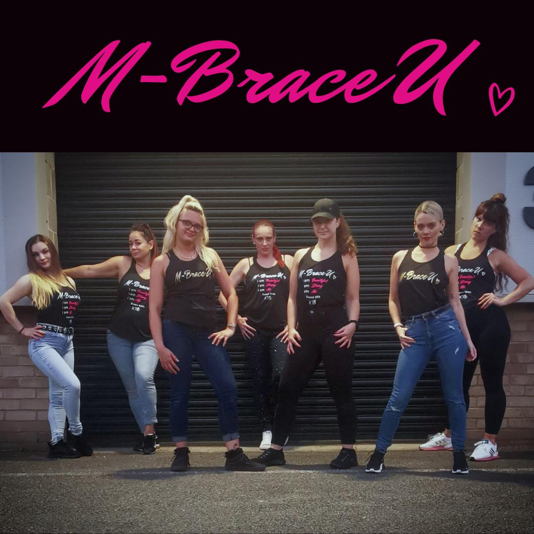 M-Brace U Strappy Tank Top