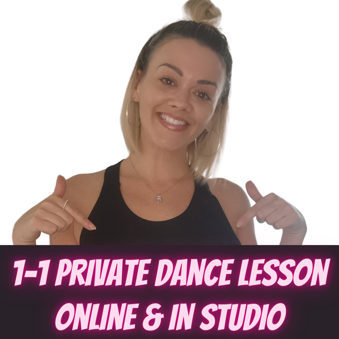 One on One Private Dance Lesson