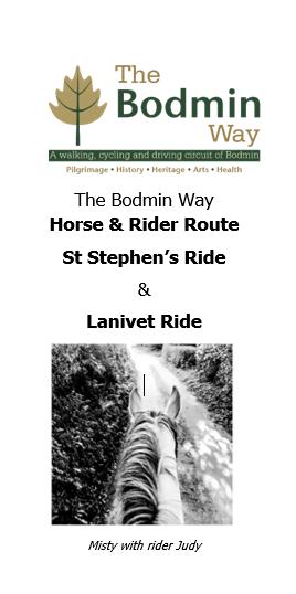 Bodmin Way Horse Riding Routes